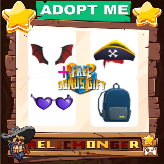 Pet | Adopt Me Pet Wear Bundle