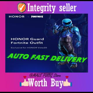 Code | Fortnite HONOR GUARD Key - In-Game Items - Gameflip