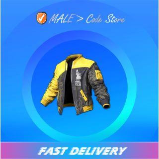 PUBG | HuYa Yellow Jacket