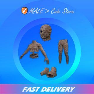 PUBG | Ancient Mummy Set