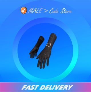 PUBG   Diamond Studded Gloves