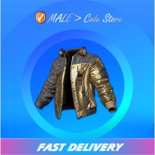 PUBG | Jiscar Jacket (Gold)