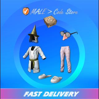 PUBG   Wizard Set