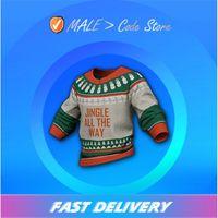 PUBG | Festive Wish Sweater