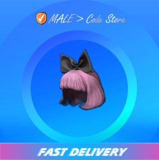 PUBG   Carrionette Wig