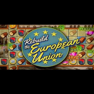 Rebuild the European Union (itch.io key)