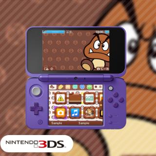 Spotlight Goomba 3DS Theme