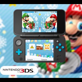Mario's Winter Wonderland 3DS Theme