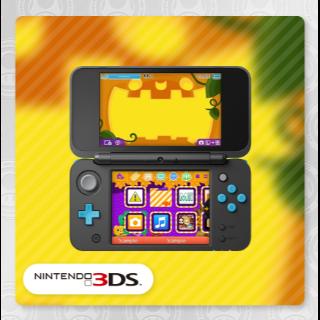 Animal Crossing Halloween 3DS Theme