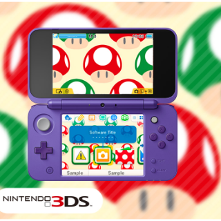 Mighty Mushrooms 3DS Theme