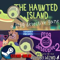 Frog Detective 1 & 2