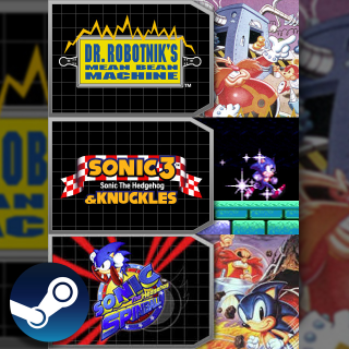 Sonic Bundle - 3 Games