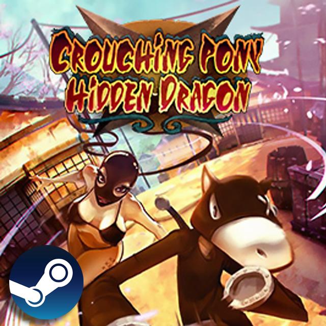 Crouching Pony Hidden Dragon