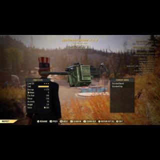 Weapon | AA VATS Grenade Launcher