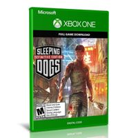 Sleeping Dogs Definitive Edition - Xbox One Digital Code - Instant [USE PROMO CODE ON MY PROFILE ]