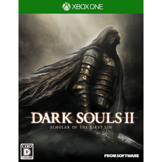 DARK SOULS II SCHOLAR OF THE FIRST SIN XBOX ONE INSTANT DELIVERY [Discount Coupon in My Profile]