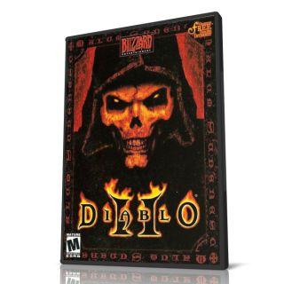 Diablo 2 for PC Blizzard Battle.Net Auto-Delivery
