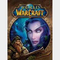 World of Warcraft Game Time 30 Days Instant delivery