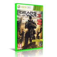 Gears of War 3 - Xbox 360 Game Instant Delivery Fast [SUPER DEAL!!!]