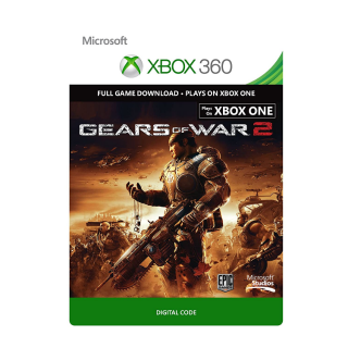 Gears of War 2 - Xbox 360 / Xbox One Digital Code - Instant Delivery [USE DISCOUNT CODE ON MY PROFILE]