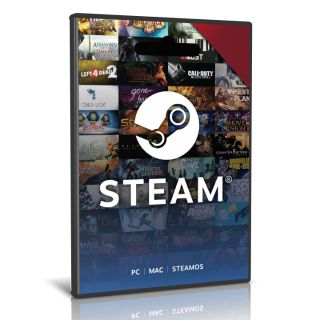 $1.32 Steam Wallet Gift Card Global Instant Delivery [ COUPON ON MY PROFILE DISCOUNT ]