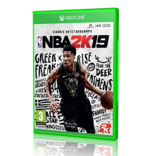 EA SPORTS ™ NBA 2K19 Xbox One Standart Edition Instant Delivery