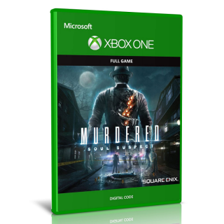 Murdered Soul Suspect - Xbox One Digital Code - Instant [ USE DISCOUNT CODE ON MY PROFILE ]