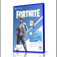 Playstation 4 / PS4 Fortnite Neo Versa Skin + 500 V-Bucks Bundle