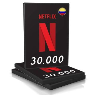 30000 Colombian Peso COP Netflix Gift Card