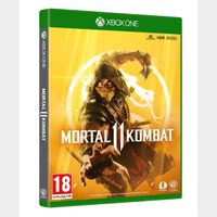 Mortal Kombat 11 Xbox One MK11 Instant Delivery [DISCOUNT COUPON IN MY PROFILE]