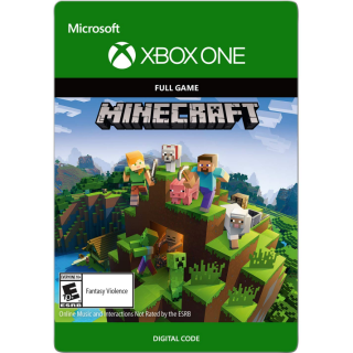 Minecraft Xbox One Edition - Global Code - Instant Delivery