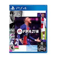 Ea Sports FIFA 21 Standard Edition + FIFA 21 ULTIMATE TEAM DLC + 14 DAYS Playstation Plus Network
