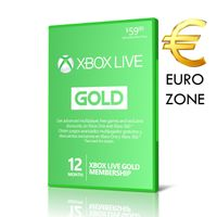 Xbox Live Gold 12 Months EUROPE EU Membership [ USE CODE IN MY PROFILE ]