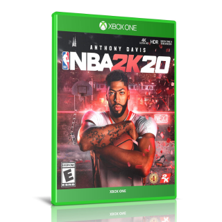EA SPORTS NBA 2K20 Standart Edition Xbox One Instant Delivery [Coupon in profile!]