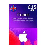 £15.00 iTunes UK Apple Store Giftcard | Great Britain