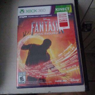 Fantasia: Music Evolved - Xbox 360 KINECT