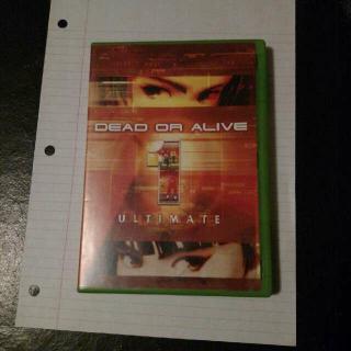 Dead Or Alive 1 Ultimate