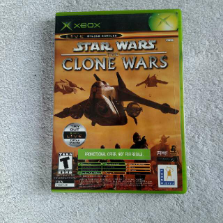 Star Wars The Clone Wars/Tetris Worlds Combo
