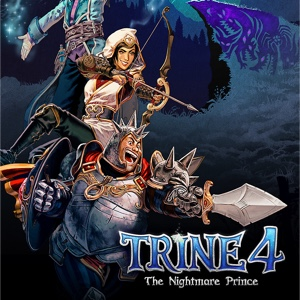 Trine 4: The Nightmare Prince (INSTANT GAME KEY) (STEAM COPY)