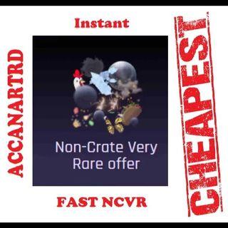 Non-Crate Very Rare - NCVR   220x