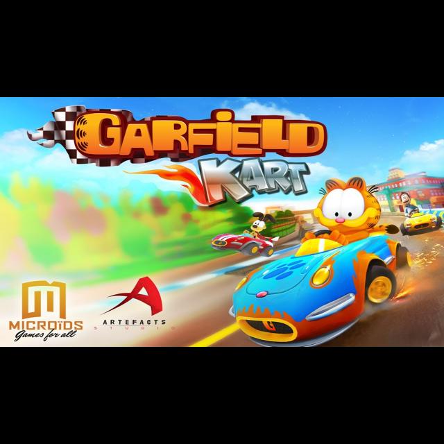 Garfield Kart Now With Multiplayer Steam Key Global Steam Games Gameflip