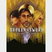 Broken Sword: The Angel of Death