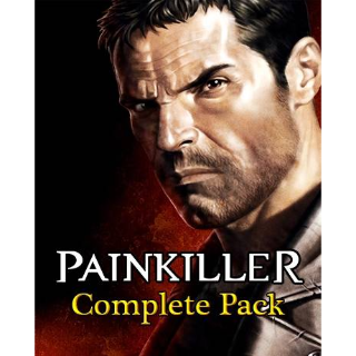 Painkiller – Complete Pack