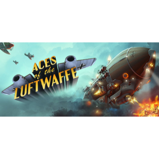 Aces of the Luftwaffe [STEAM\Global]
