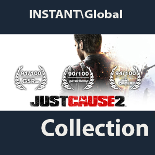 [𝐈𝐍𝐒𝐓𝐀𝐍𝐓]JUST CAUSE 2 Collection