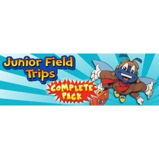Junior Field Trips Complete Pack [Instant\Global]