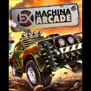 Hard Truck Apocalypse: Arcade / Ex Machina: Arcade