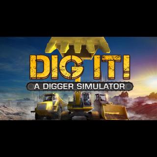 [𝐈𝐍𝐒𝐓𝐀𝐍𝐓] DIG IT! - A Digger Simulator + BONUS