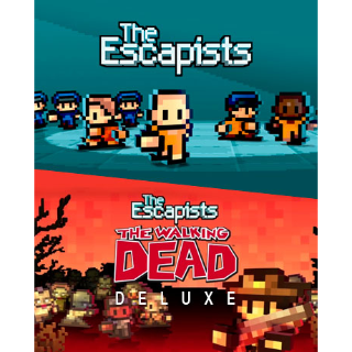The Escapists + The Escapists: The Walking Dead
