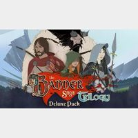 THE BANNER SAGA TRILOGY – DELUXE PACK
